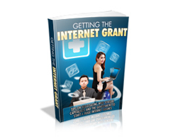 Free MRR eBook – Getting the Internet Grant