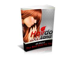 Free MRR eBook – Hairdo Holyland