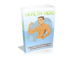 Free MRR eBook – Health Hero
