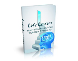 Free MRR eBook – Life Lessons