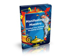 Free MRR eBook – Manifesting Maestro