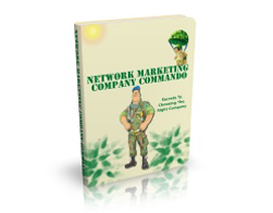 Free MRR eBook – Network Marketing Company Commando