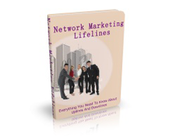 Free MRR eBook – Network Marketing Lifelines
