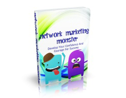 Free MRR eBook – Network Marketing Monster