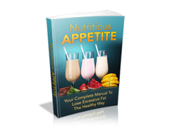 Free MRR eBook – Nutritious Appetite