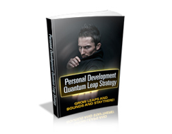 Free MRR eBook – Personal Development Quantum Leap Strategy