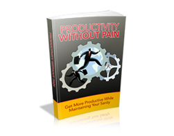 Free MRR eBook – Productivity Without Pain