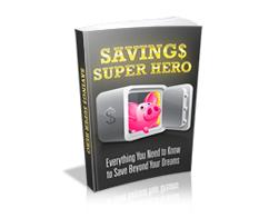 Free MRR eBook – Savings Super Hero