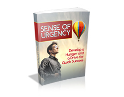 Free MRR eBook – Sense of Urgency