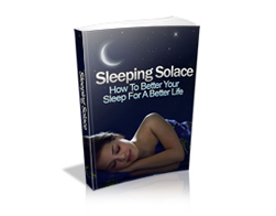 Free MRR eBook – Sleeping Solace