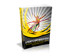 Free MRR eBook – Sprints and Marathons
