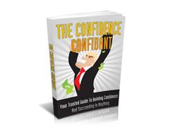 Free MRR eBook – The Confidence Confidant
