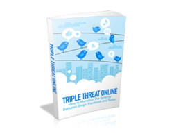 Free MRR eBook – Triple Threat Online