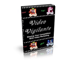 Free MRR eBook – Video Vigilante