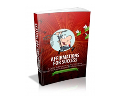 Free MRR eBook – Affirmations for Success