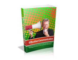 Free MRR eBook – Effective Communication