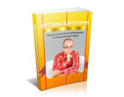 Free MRR eBook – Mastering Manifestation