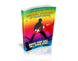 Free MRR eBook – Most Inspiring Music Songs of the 21st Century