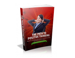 Free MRR eBook – The Path to Positive Thinking