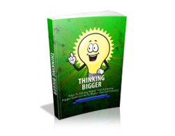 Free MRR eBook – Thinking Bigger