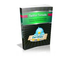 Free MRR eBook – Twitter Tornado