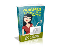 Free MRR eBook – WordPress Optimization Secrets