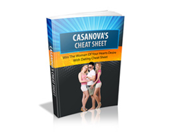 Free MRR eBook – Casanova's Cheat Sheet