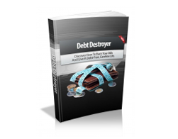 Free MRR eBook – Debt Destroyer