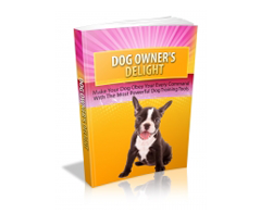 Free MRR eBook – Dog Owner's Delight