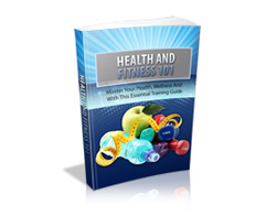 Free MRR eBook – Health and Fitness 101