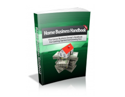 Free MRR eBook – Home Business Handbook