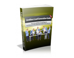 Free MRR eBook – Limitless Lead Generation Guide