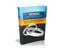 Free MRR eBook – Mending the Marriage