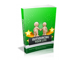 Free MRR eBook – Outsourcing Your Life