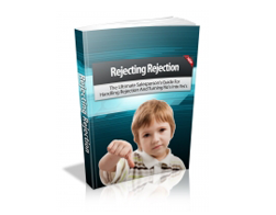 Free MRR eBook – Rejecting Rejection