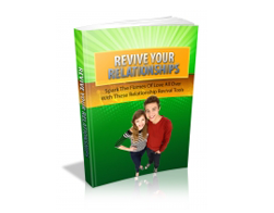 Free MRR eBook – Revive Your Relationships