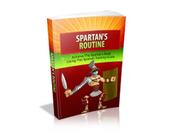 Free MRR eBook – Spartan's Routine
