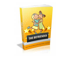 Free MRR eBook – The Befriender