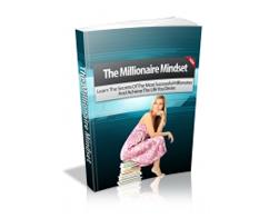 Free MRR eBook – The Millionaire Mindset