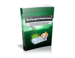 Free MRR eBook – The Passage to Passive Income