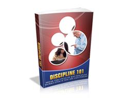 Free MRR eBook – Discipline 101
