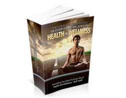 Free MRR eBook – The Complete Compendium to Everything Related to Health and Wellness