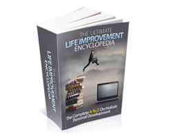 Free MRR eBook – The Ultimate Life Improvement Encyclopedia