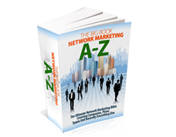 Free MRR eBook – The Bible of Network Marketing A-Z