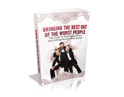 Free MRR eBook – Bringing the Best out of the Worst People