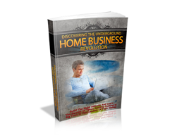 Free MRR eBook – Discovering the Underground Home Business Revolution