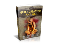 Free MRR eBook – Guru, Greatness and You