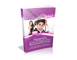 Free MRR eBook – Purposeful Law of Attraction Accomplishments