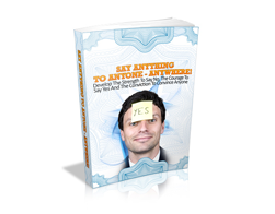 Free MRR eBook – Say Anything to Anyone – Anywhere!