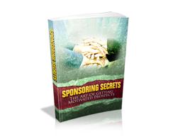 Free MRR eBook – Sponsoring Secrets
